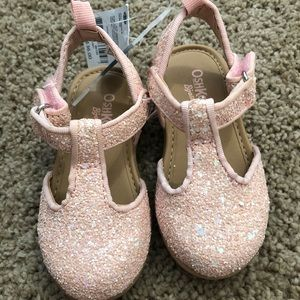 New glitter shoes